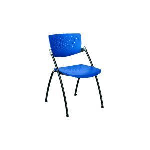 Multifunctionele stoel Filigra blauw